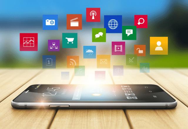 פיתוח אפליקציות מותאמות אישית, אייקונים של אפליקציות ועסקים