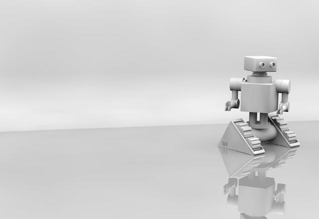 רובוט מערכת הפעלה אנדרואיד